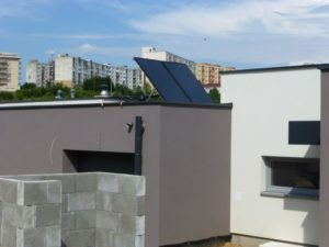 solarne panely pre ohrev vody