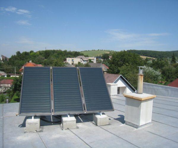 Naše prevedenie inštalácie solárného systému na dome v Košická Polianka